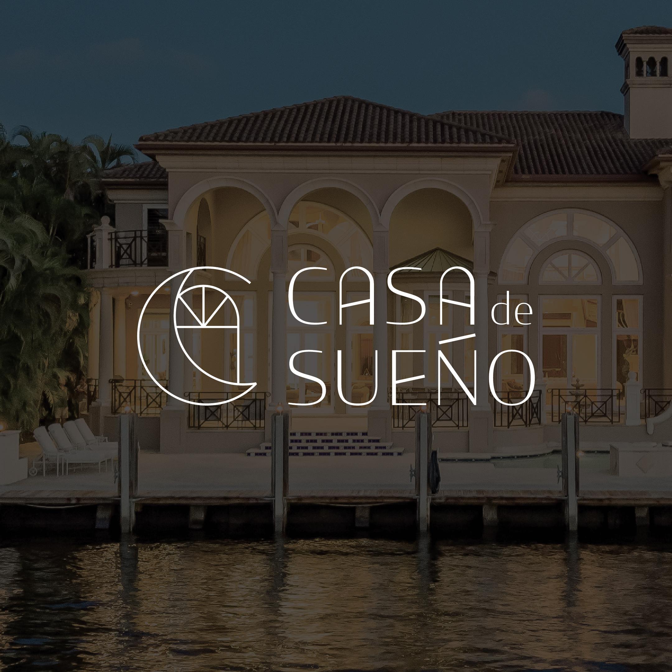 Casa de Sueño Property Branding