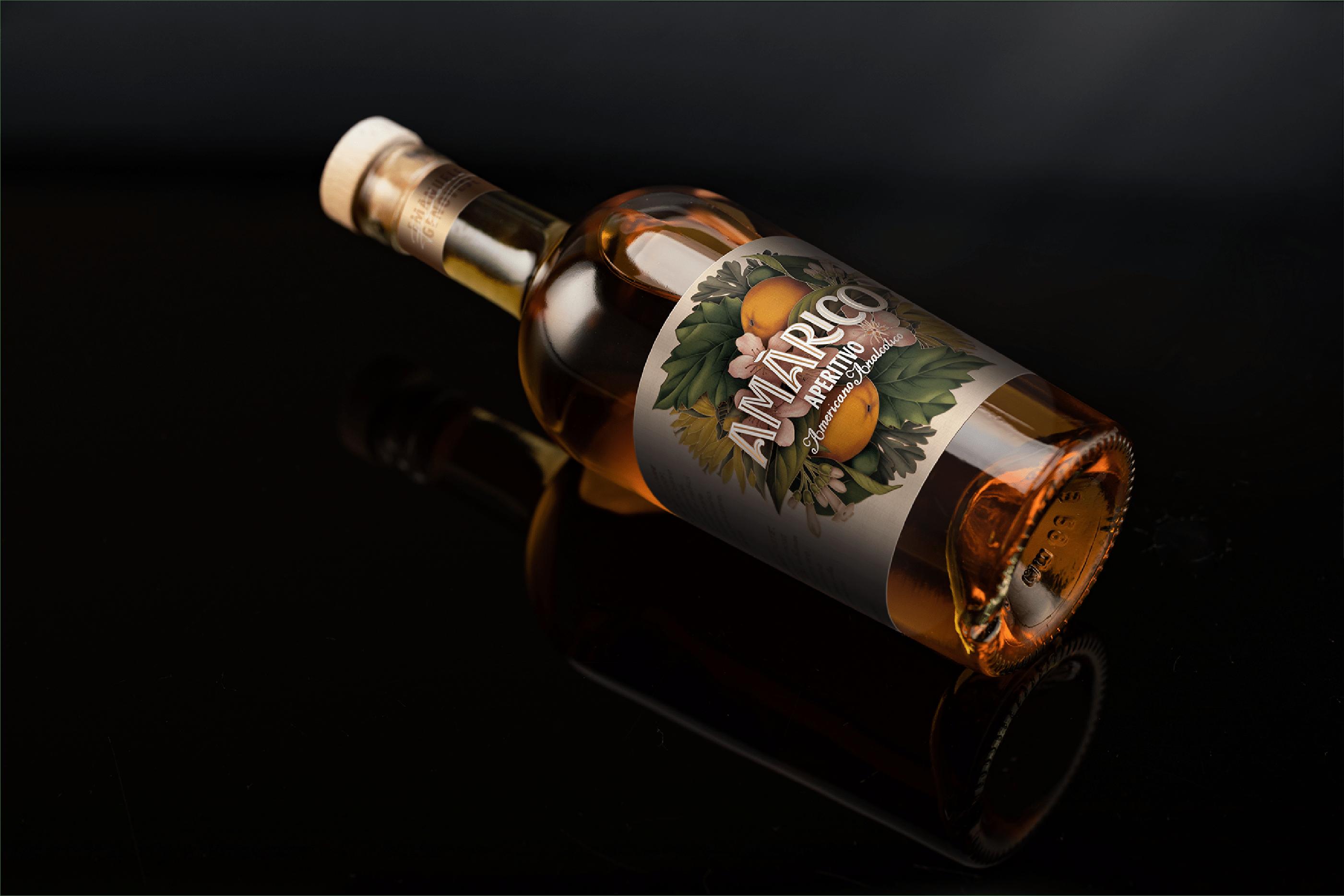 Amarico – Sip the Italian Dolce Vita