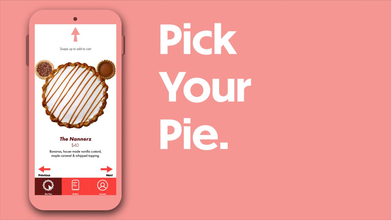 Emporium Pies App Commerical