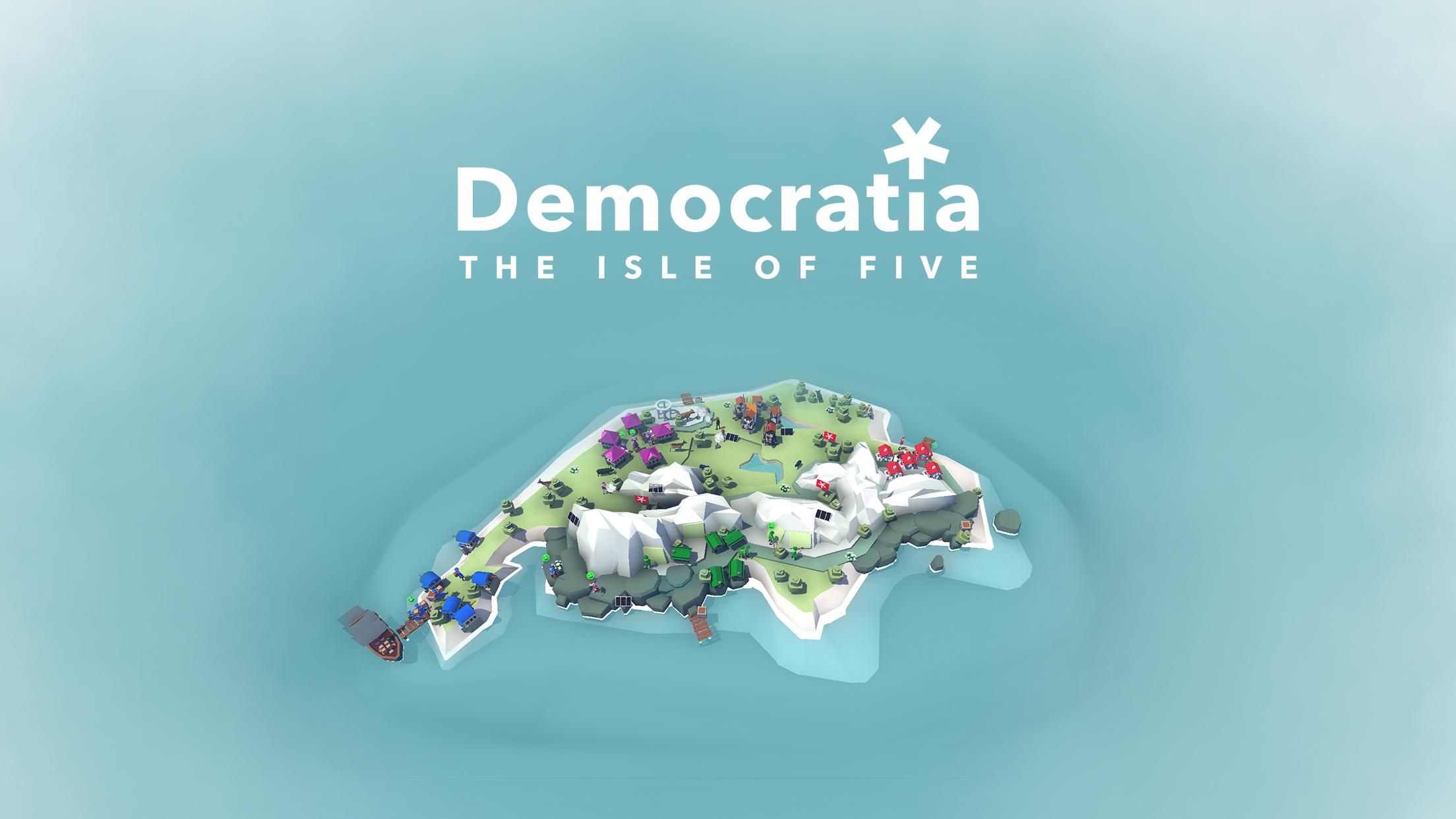 Democratia – The Isle of Five