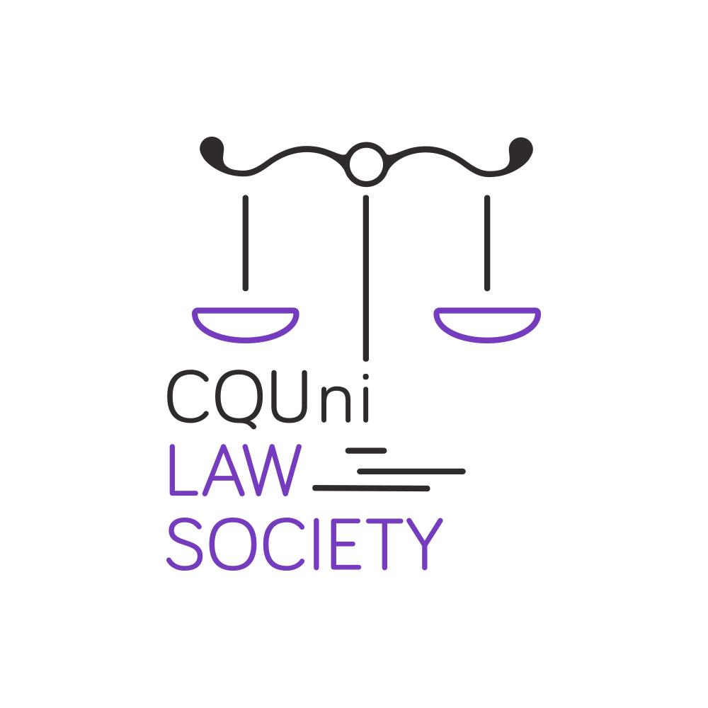 CQ Uni Law Society Logo