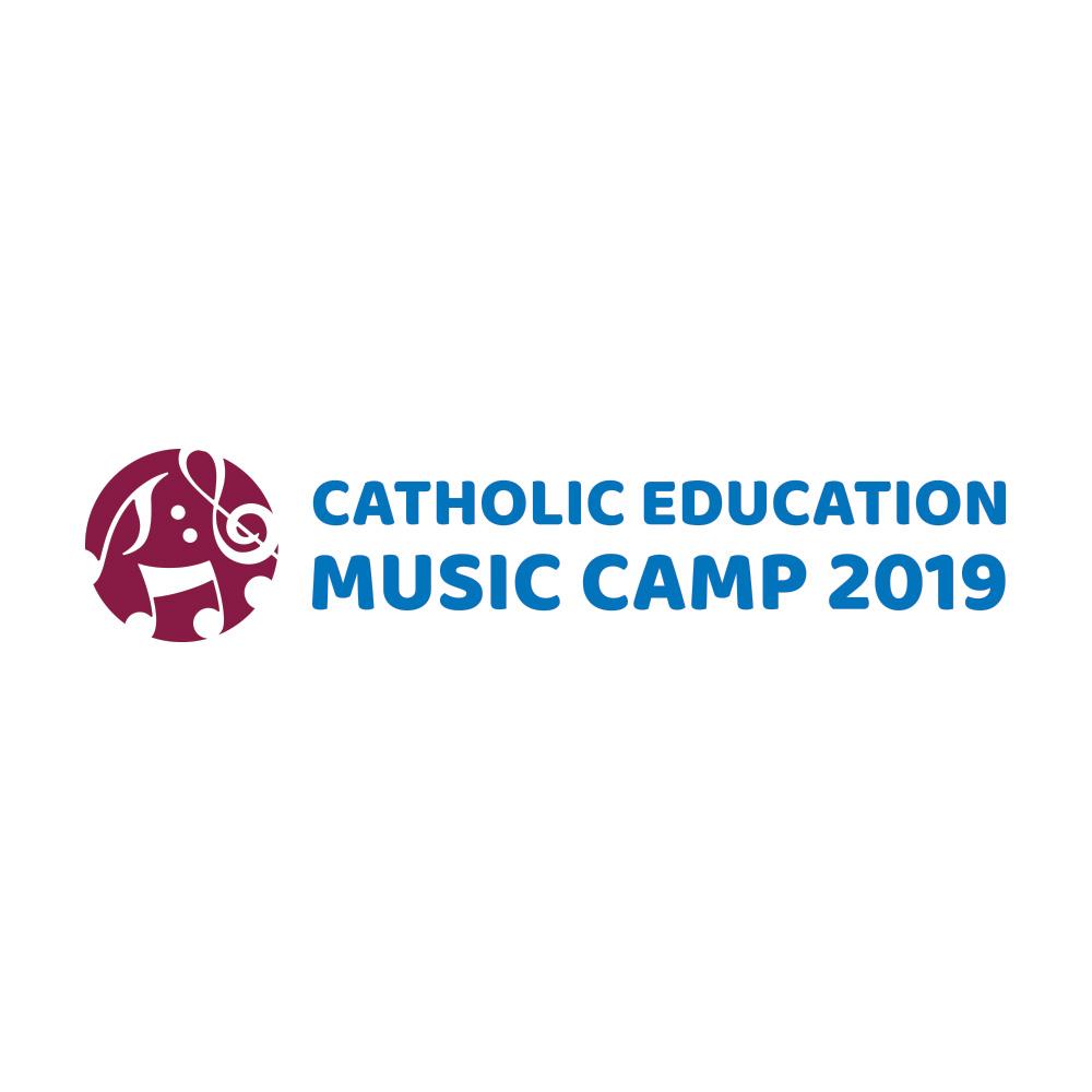 Catholic Education Music Camp Logo