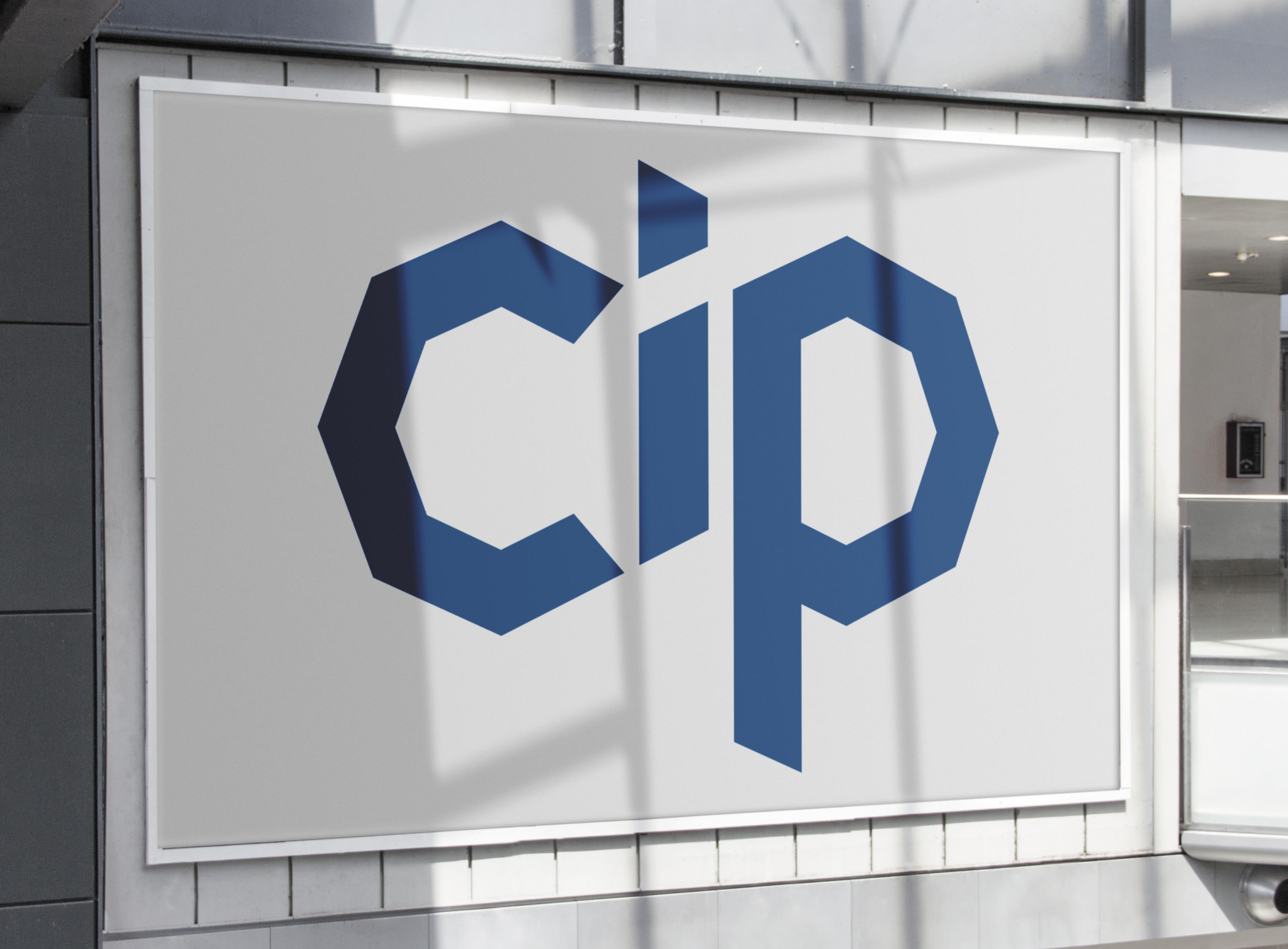 Rebranding CIP Logo