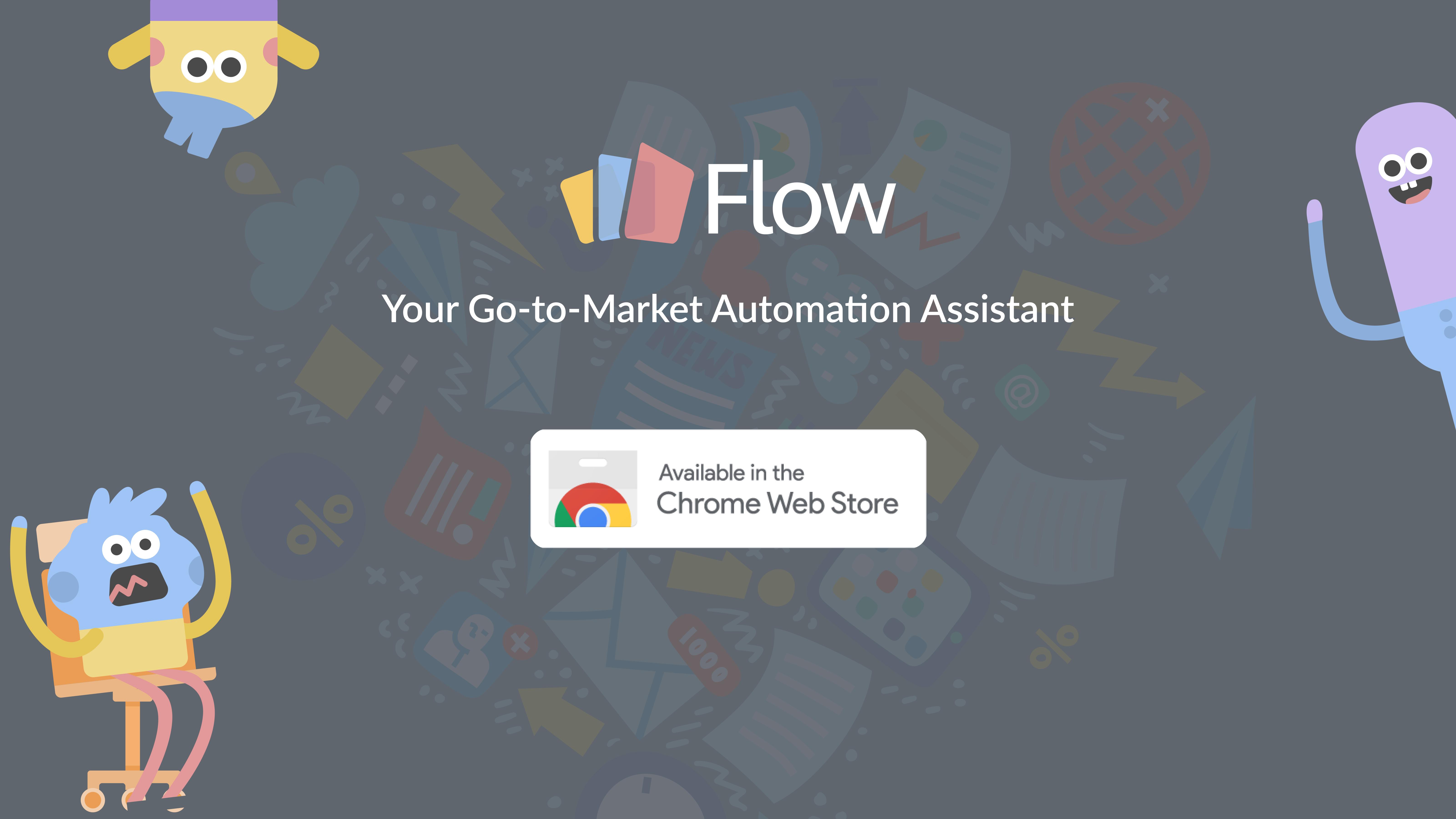 Flow by LeadGenius | Your Go-to-Market Automation Assistant