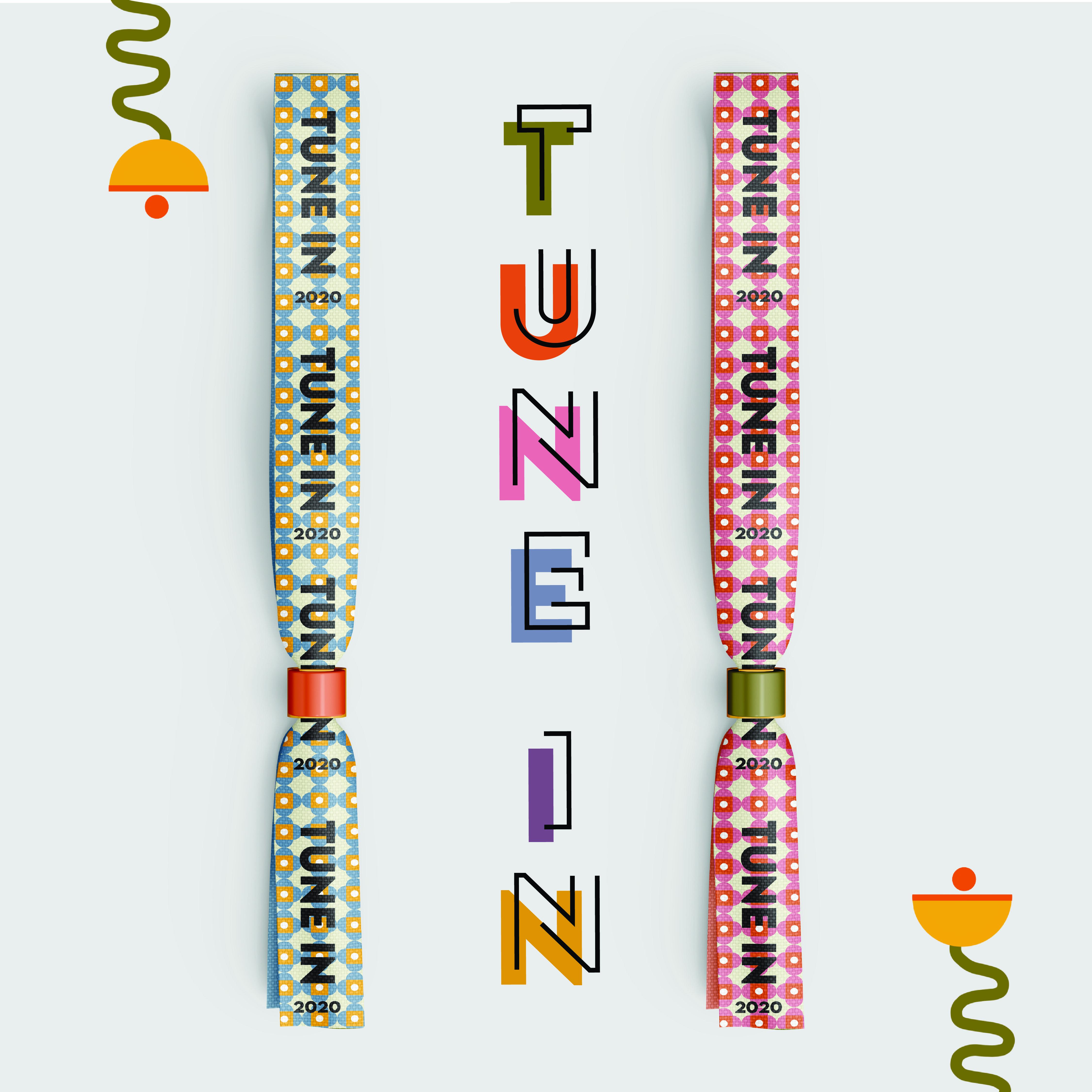 Tune In - Music Festival Branding