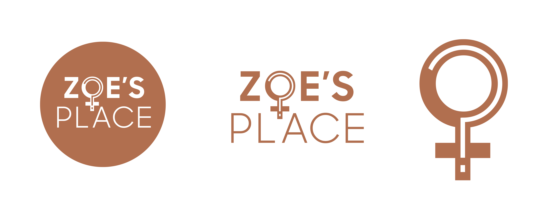 Zoe's Place Logo & Brand Identity