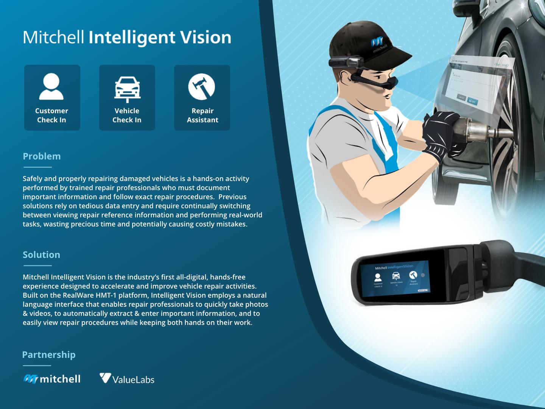 Mitchell Intelligent Vision