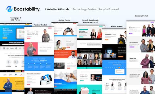 New Boostability Website Enhances Brand