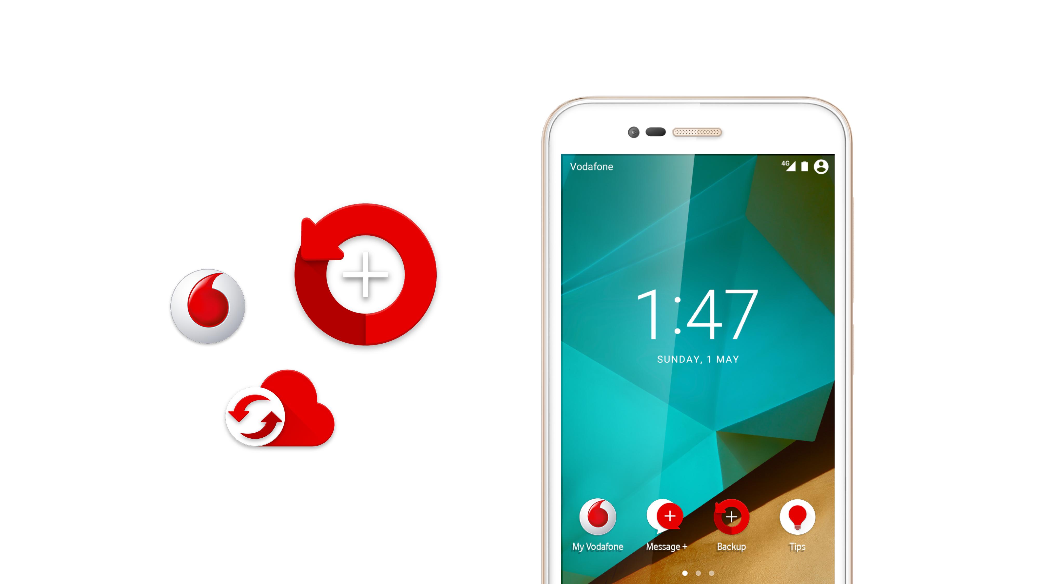 Vodafone Iconography