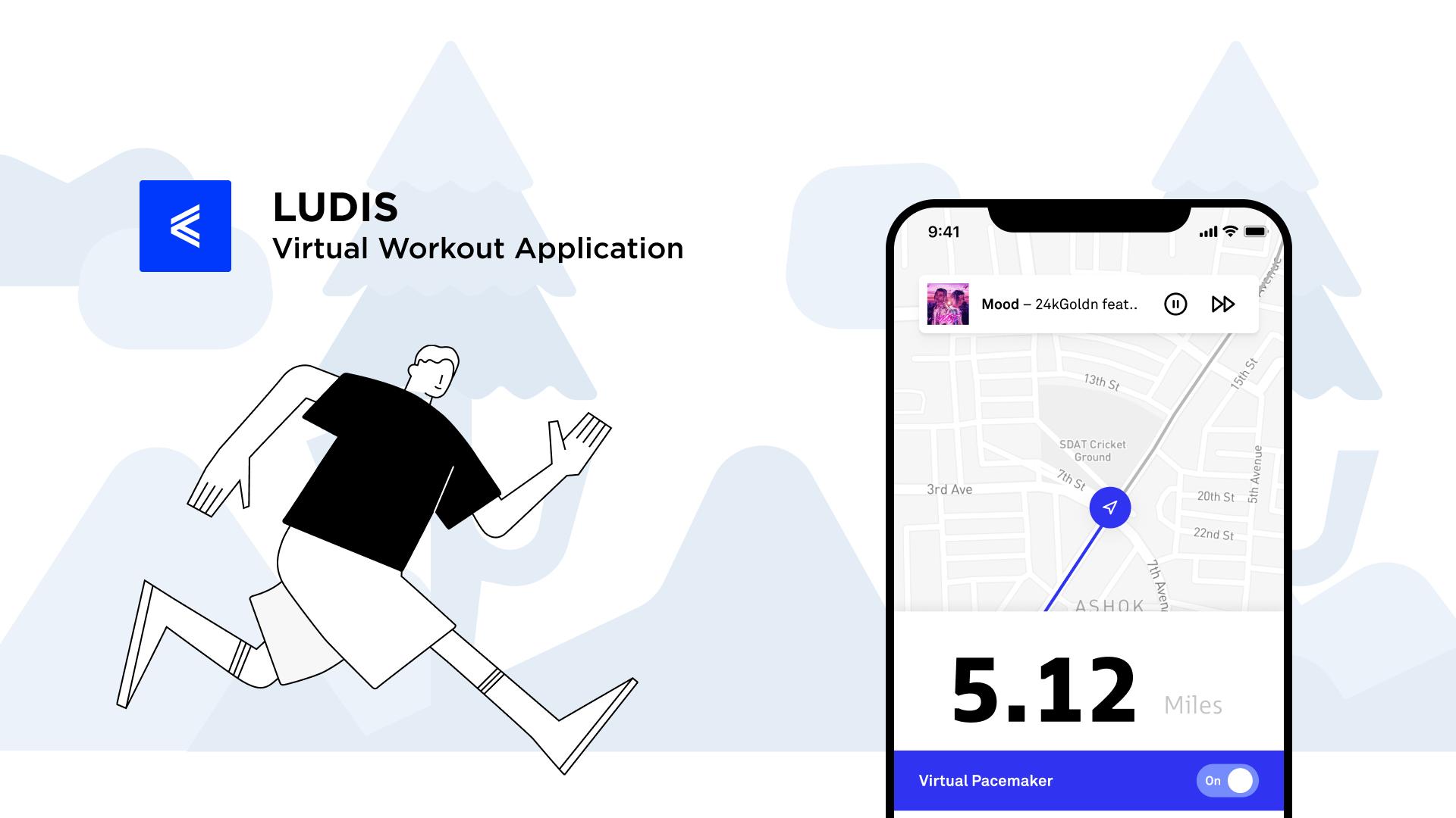 Ludis – Virtual Workout App