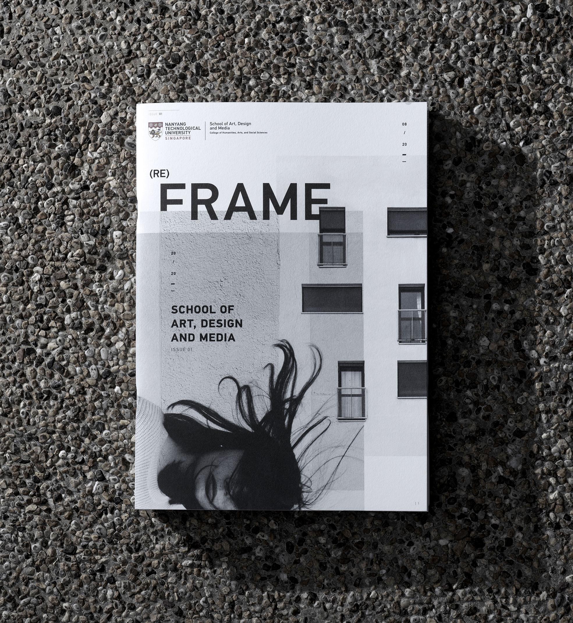 School of Art, Design & Media. re(FRAME) Newsletter