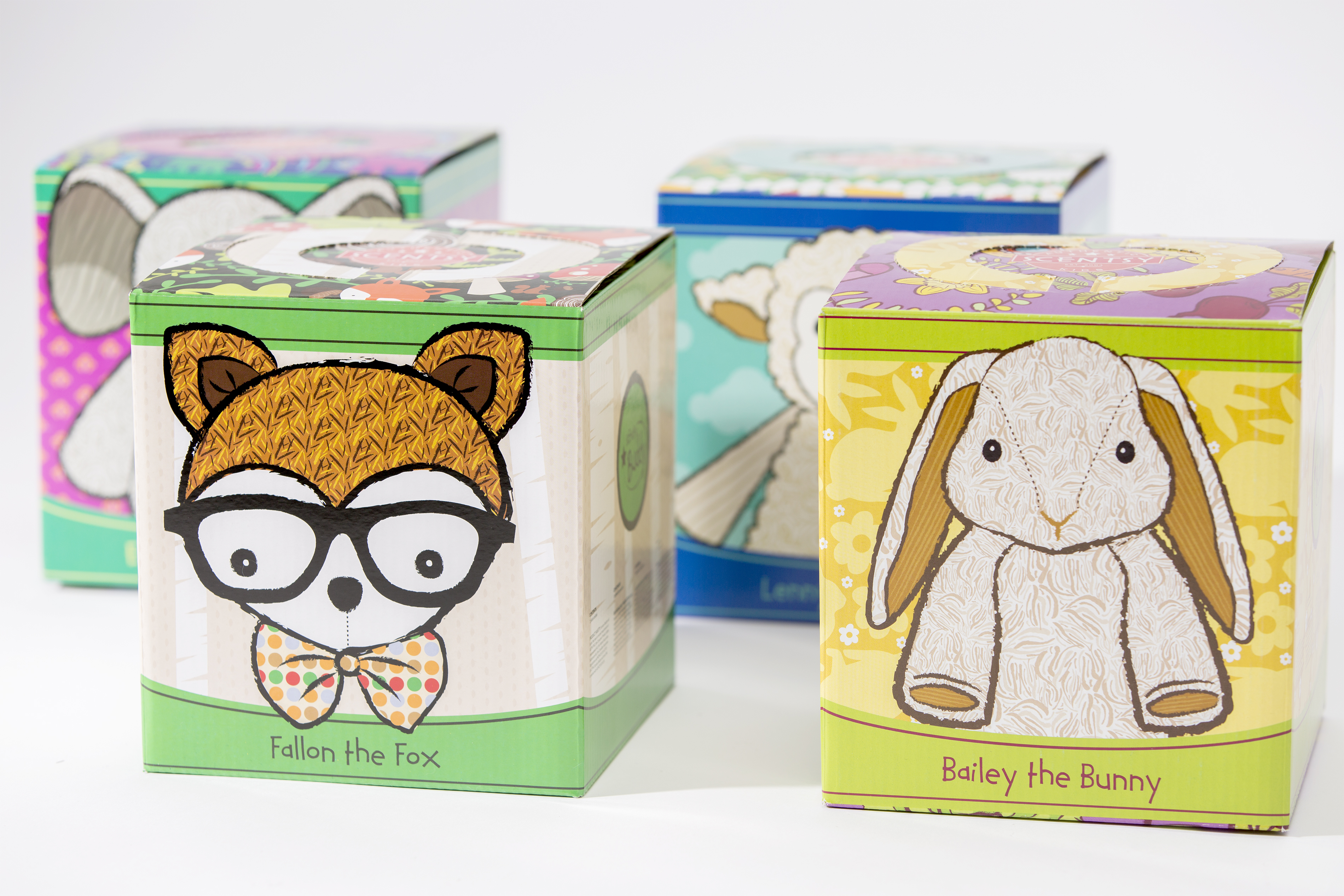 Scentsy Buddy Boxes