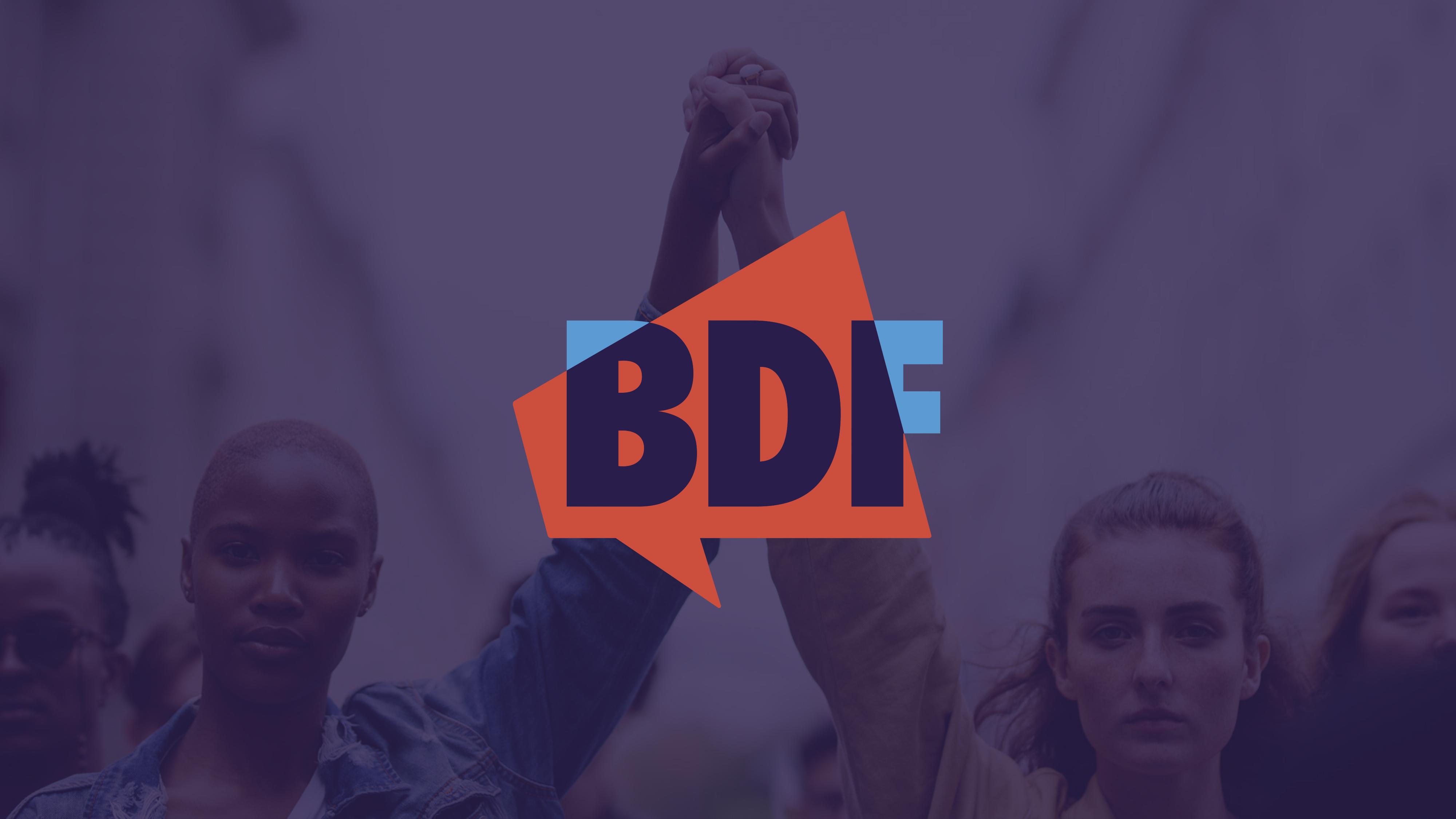 Battle for Democracy Fund Brand