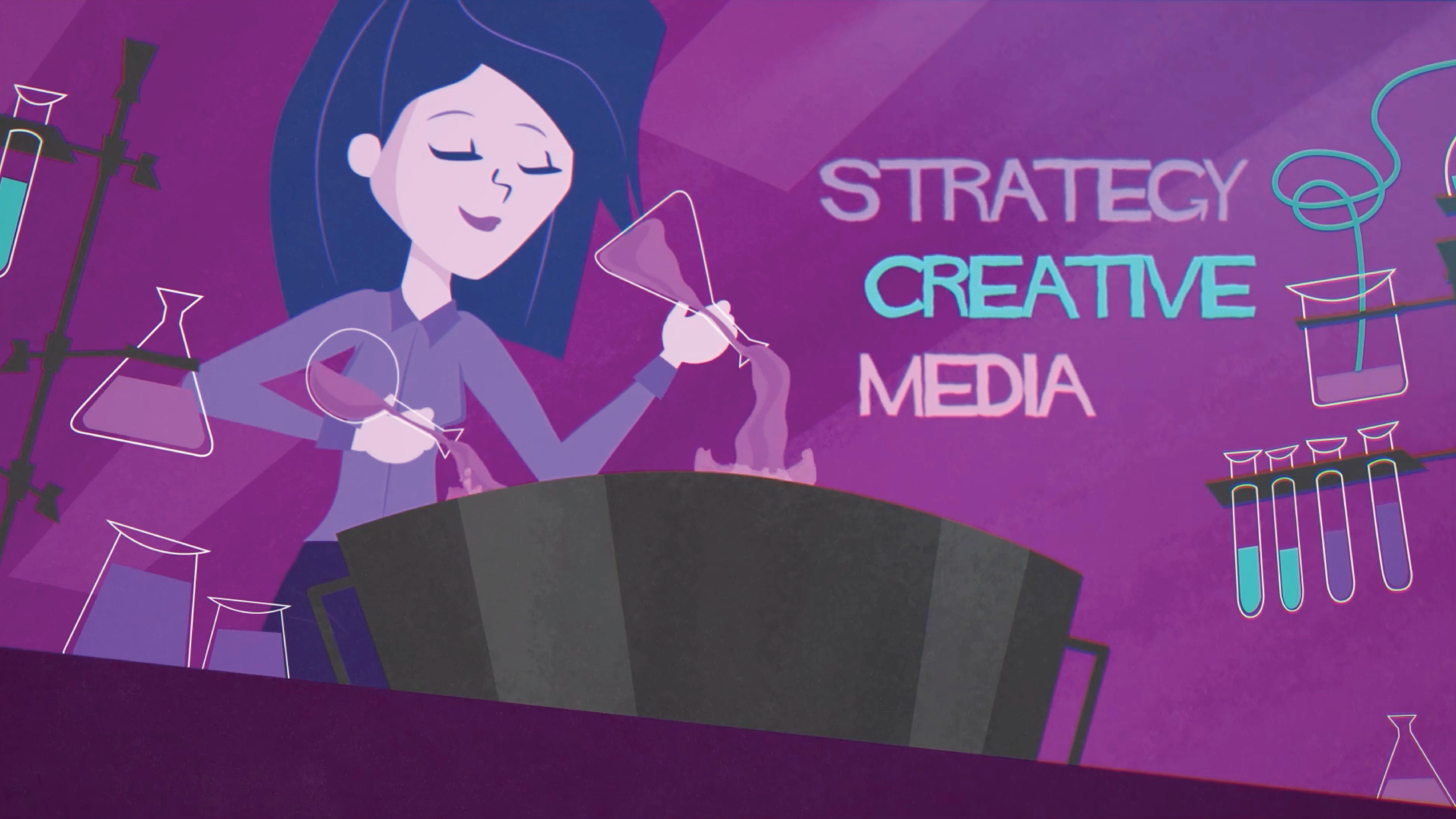 SRH Marketing Animation