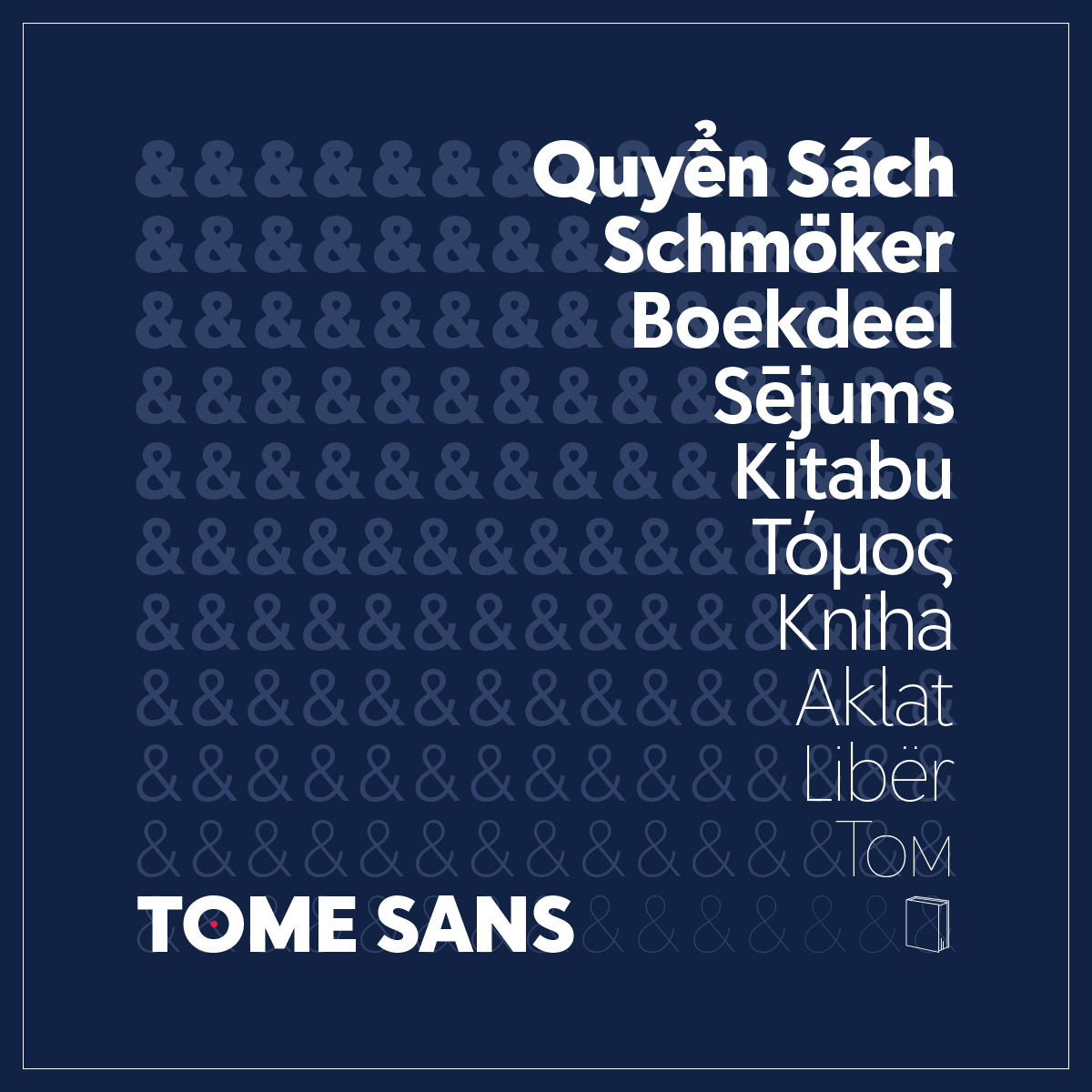 Tome Sans