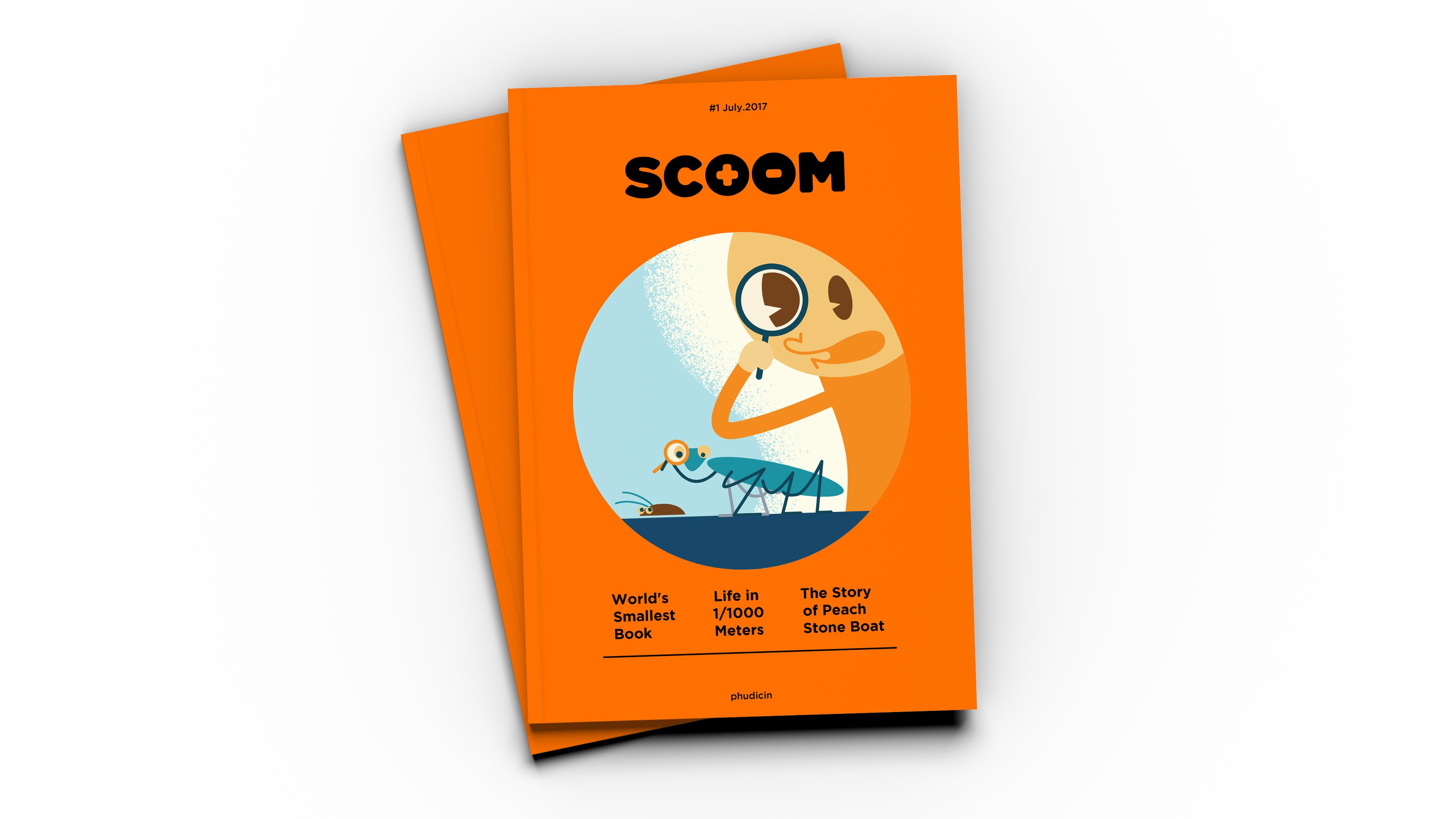 SCOOM Magazine