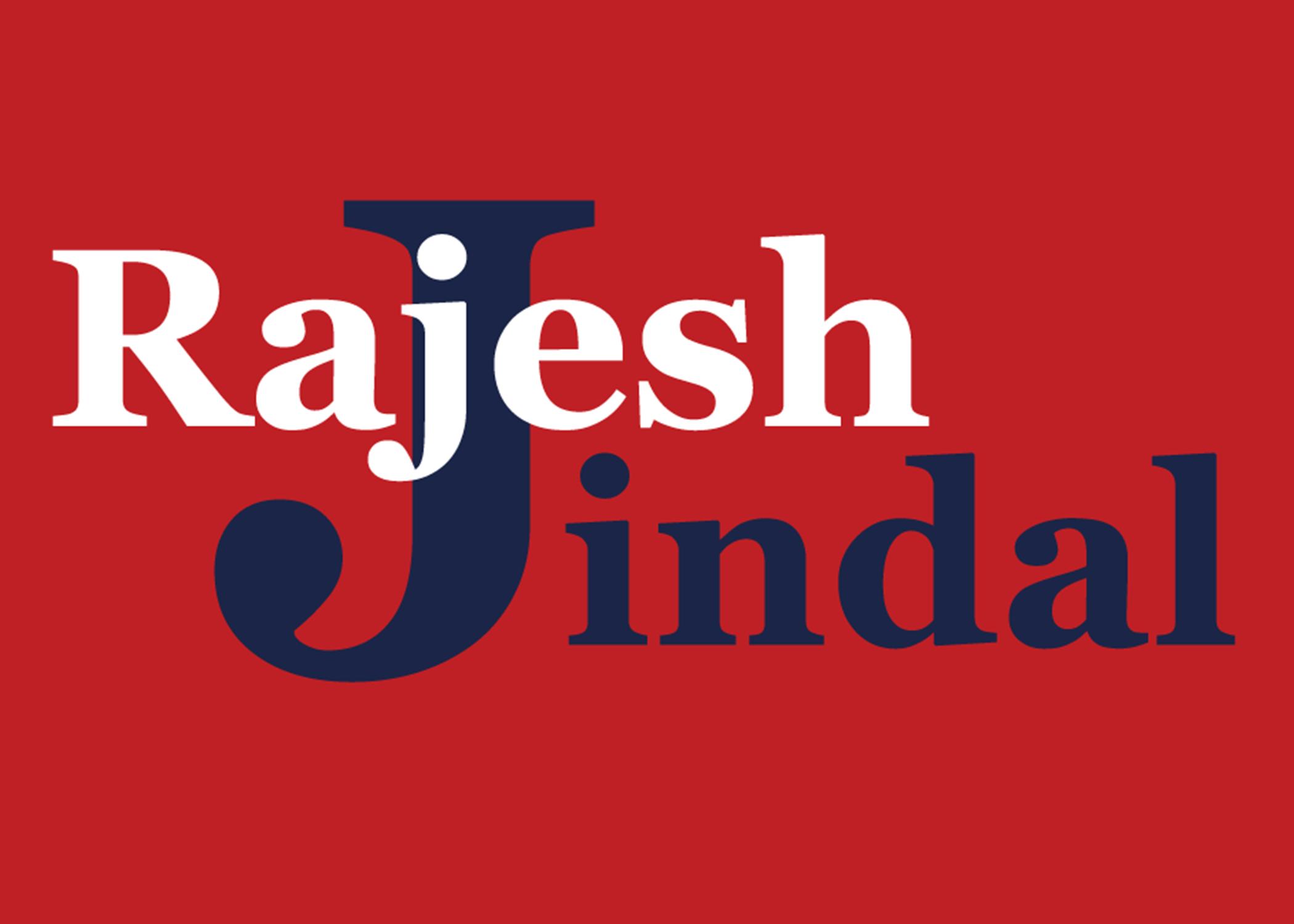 Rajesh Jindal Logo