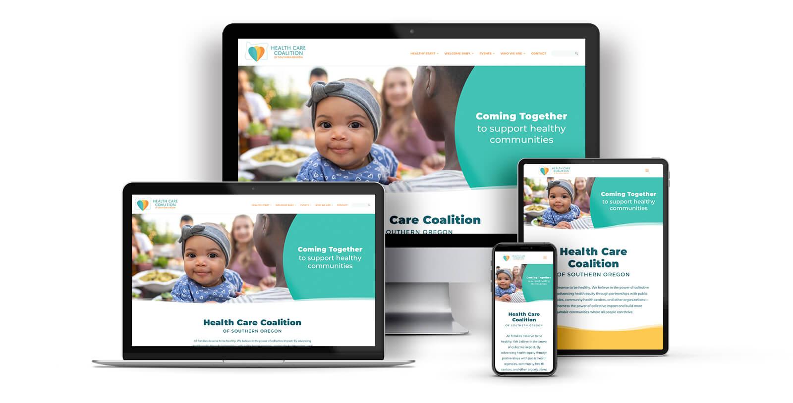 HCCSO Website Design