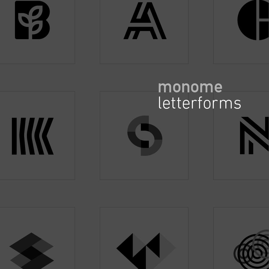Letterforms - branding