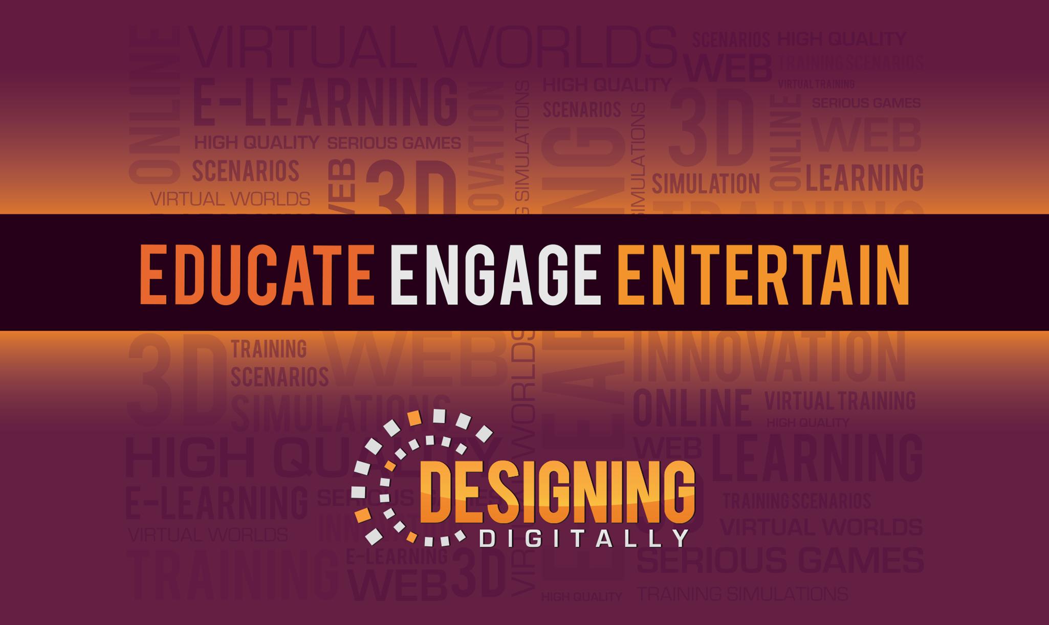 Designing Digitally Website
