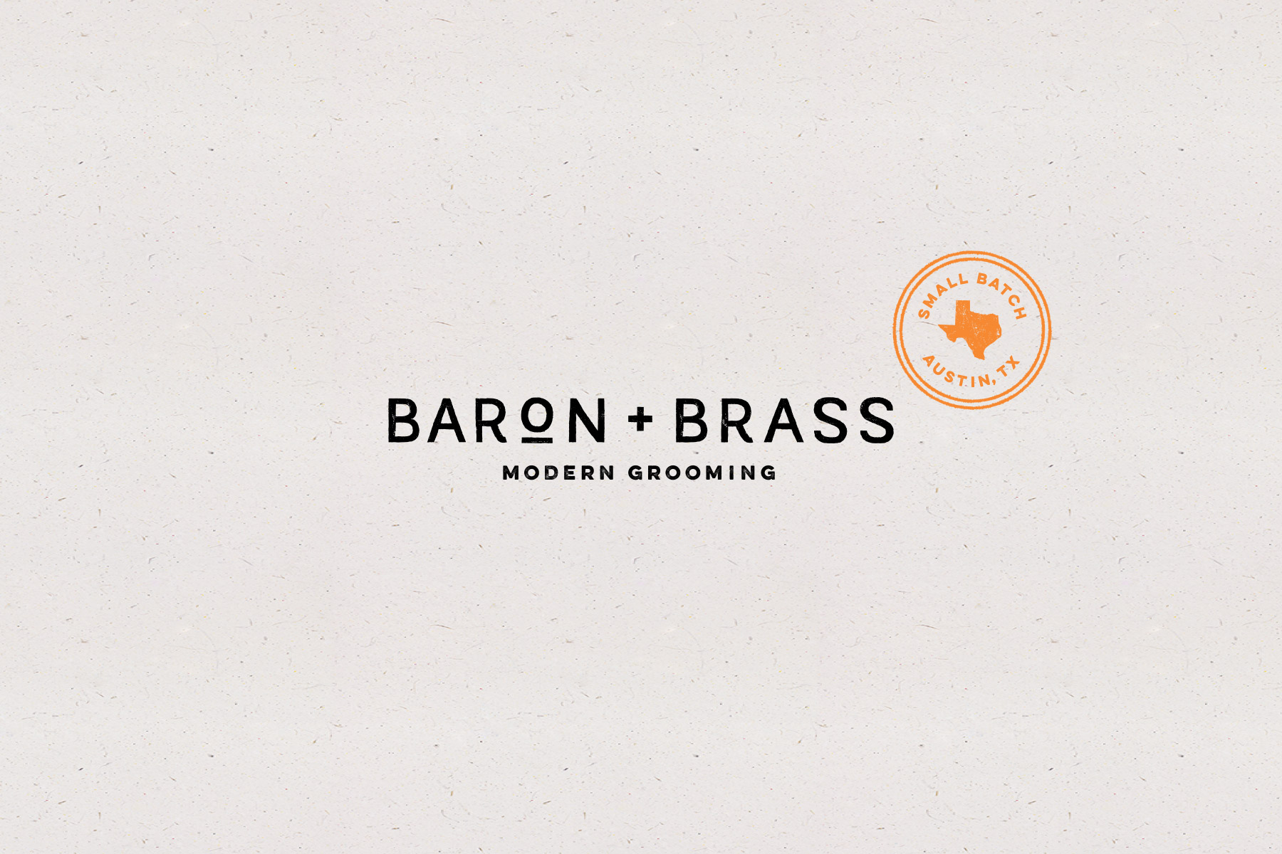 Baron + Brass, Artisanal Grooming Products for Men