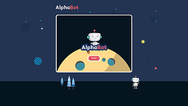ALPHABOT- Interactive Game for Dyslexic Children