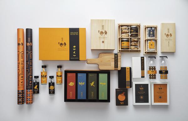 Qian Tai Heng Citrus Tea Collection│Tea Culture