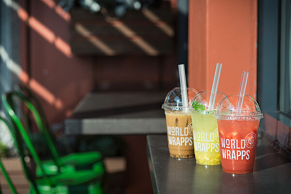 World Wrapps: Refreshing a Brand with Global Flavor