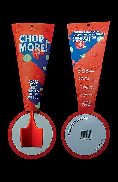 Chop N' More Packaging