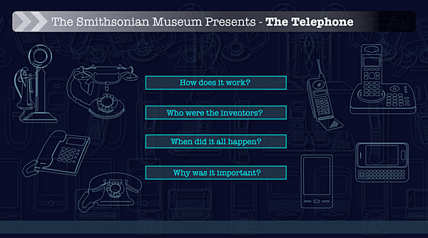 The Telephone Innovation