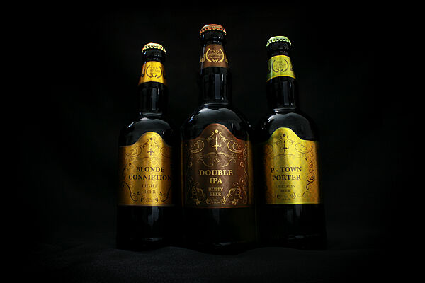 Rebrand Old Stump Brewing Co