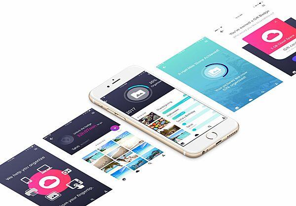 Digital Picture Organizing App