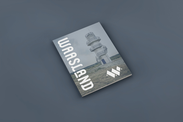 Waasland Identity and magazine