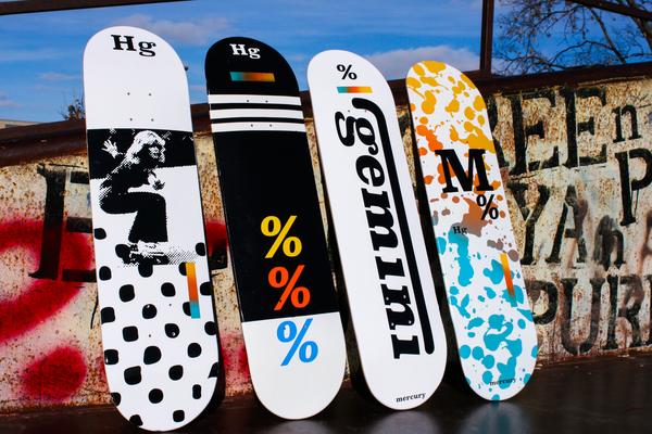 Skate Mercury