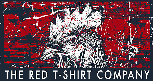 THE RED T-SHIRT COMPANY BRAND IDENTITY