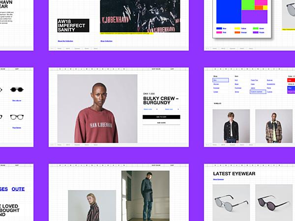 HAN Kjøbenhavn Website