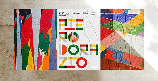 Piero Dorazio - Spazio e utopia del colore