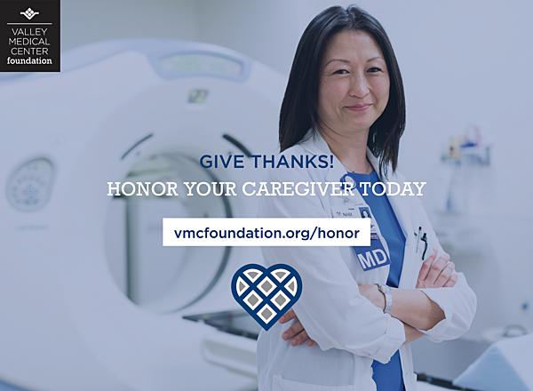 Honor a Caregiver Campaign & Website Refresh