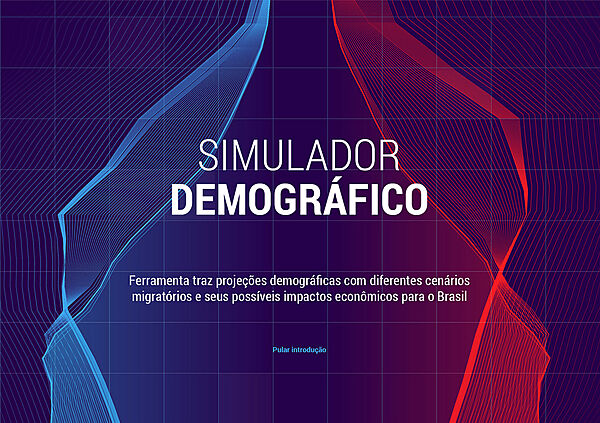 """Demographic Simulator (""""Simulador Demográfico"""")"""