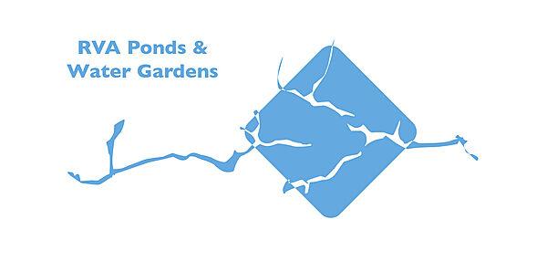 RVA Ponds & Water Gardens Logo
