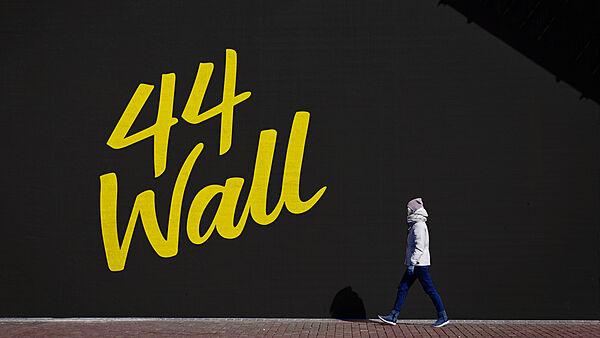 44 Wall