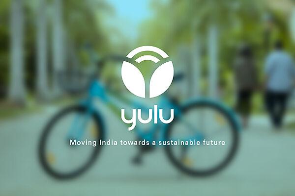 Yulu Bikes - Logo Design