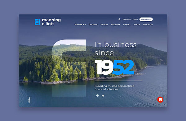Redesign for leading accountants