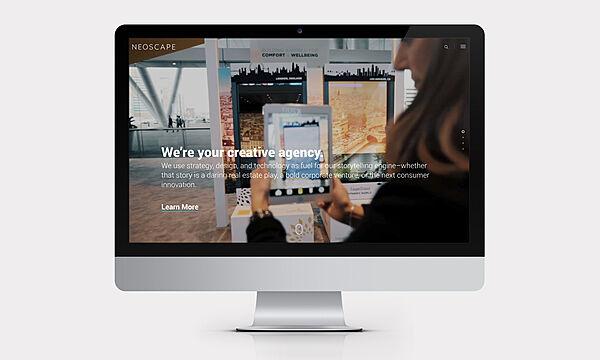 Neoscape Website