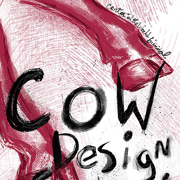 Cow Festival Poster