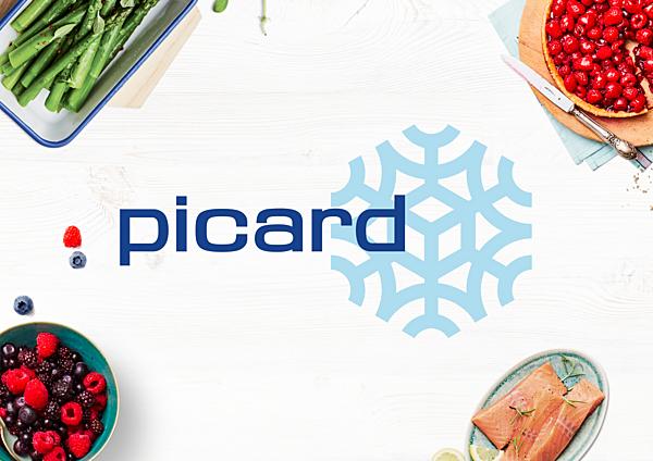 Picard website redesign