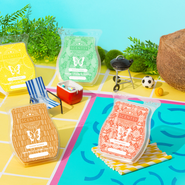 Scentsy Summer Instagram Campaign
