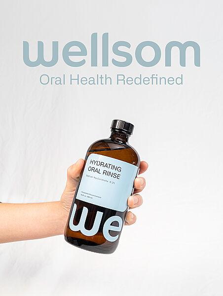 Wellsom Logo Design